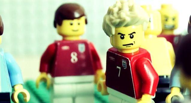 Beckham Lego