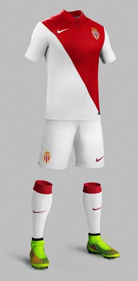 AS Monaco 14-15 Home Kit (2)