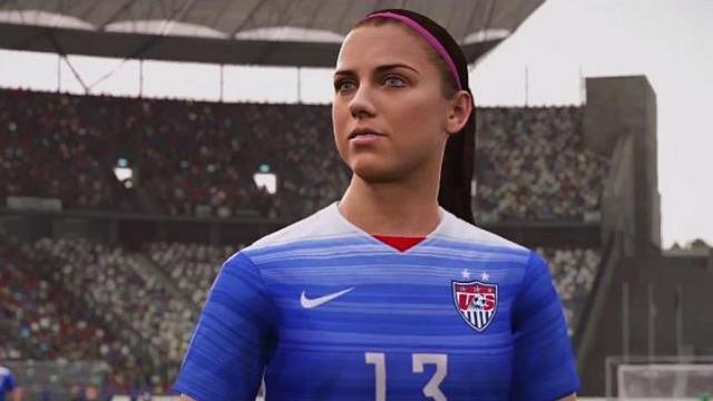 FIFA 16 women